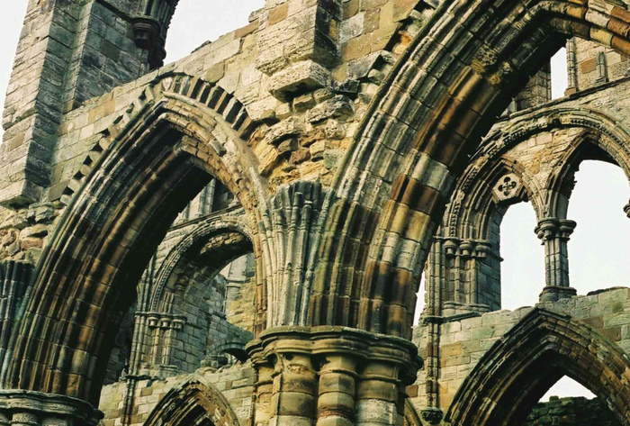 Аббатство Уитби - Whitby Abbey 56044