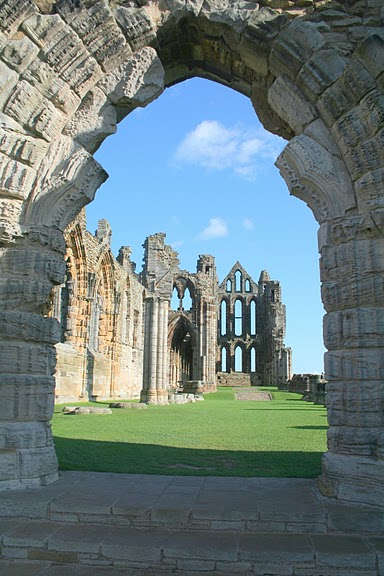 Аббатство Уитби - Whitby Abbey 49304