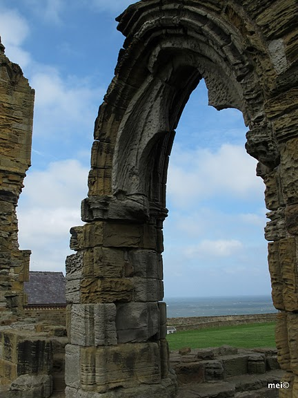 Аббатство Уитби - Whitby Abbey 70583