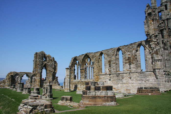 Аббатство Уитби - Whitby Abbey 53854