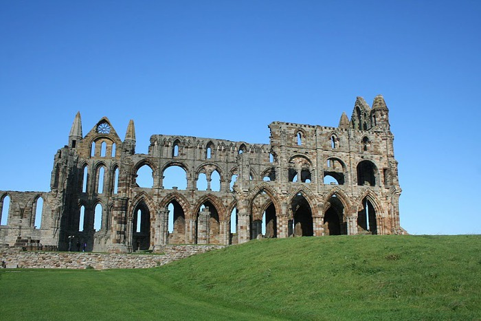 Аббатство Уитби - Whitby Abbey 33670