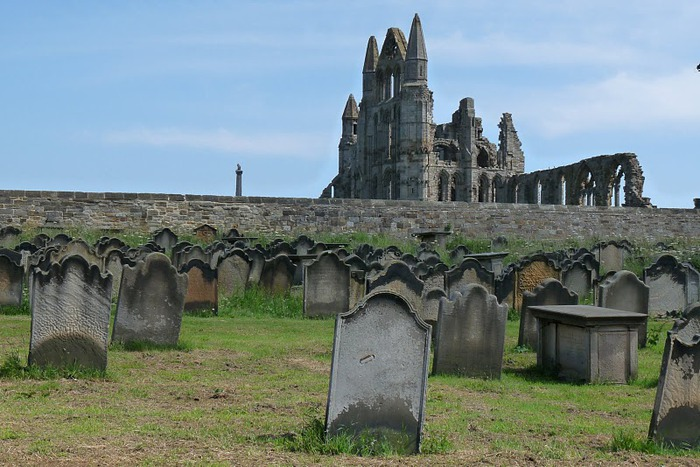 Аббатство Уитби - Whitby Abbey 26269
