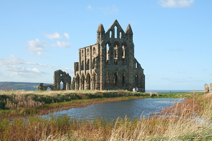 Аббатство Уитби - Whitby Abbey 65384