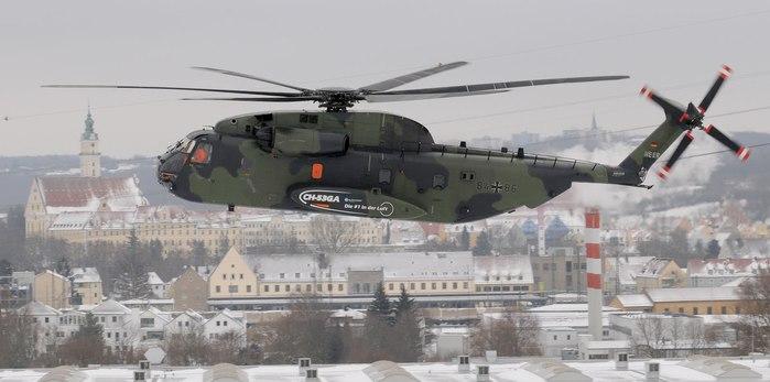 CH-53G до 2030 года,