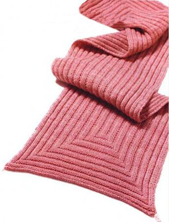 Геометрический шарф (343x450, 41 Kb)
