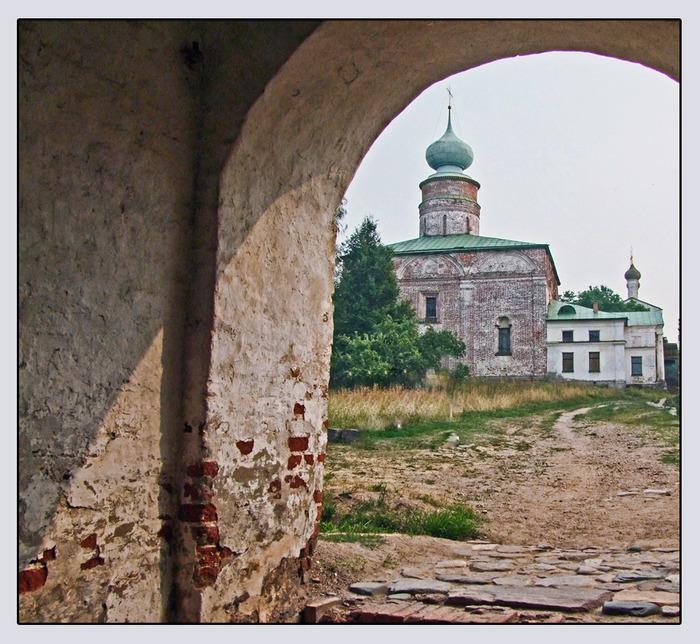 Собор Бориса и Глеба 1523г.