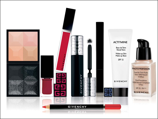 Givenchy Vintage Holiday 2010 Collection