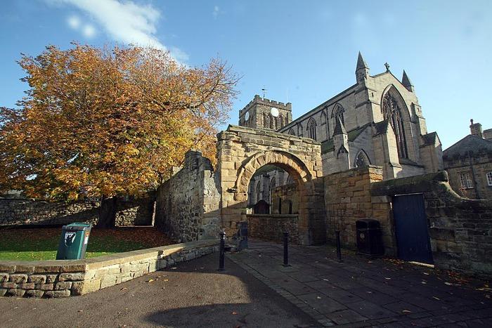 Hexham Abbey, Northumberland, England 68003