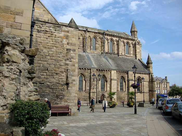 Hexham Abbey, Northumberland, England 95864