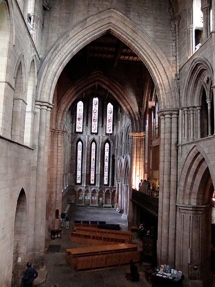 Hexham Abbey, Northumberland, England 48225