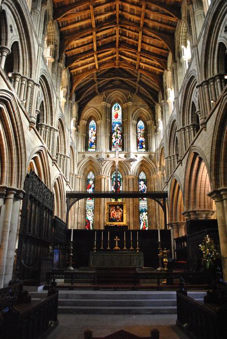 Hexham Abbey, Northumberland, England 85666