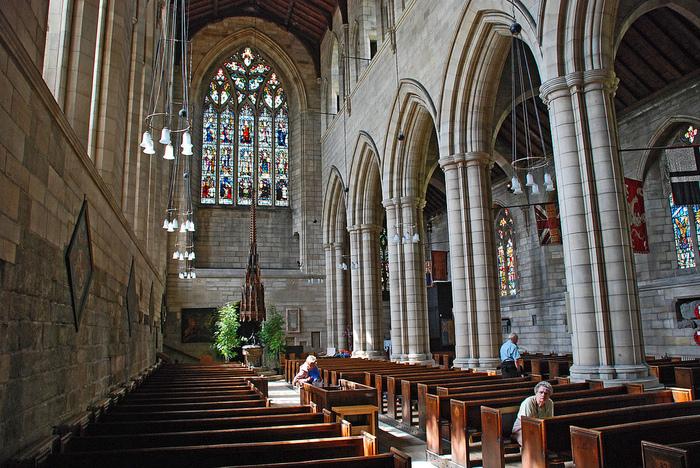 Hexham Abbey, Northumberland, England 86820