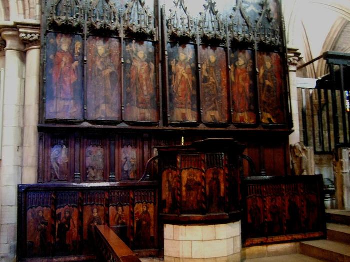 Hexham Abbey, Northumberland, England 75870