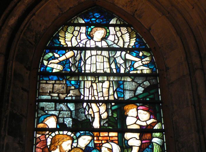 Hexham Abbey, Northumberland, England 20605