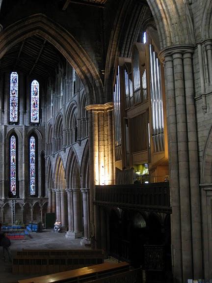 Hexham Abbey, Northumberland, England 84550
