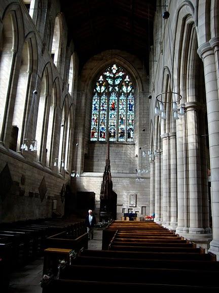 Hexham Abbey, Northumberland, England 71574