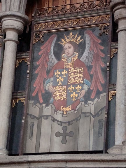 Hexham Abbey, Northumberland, England 40538