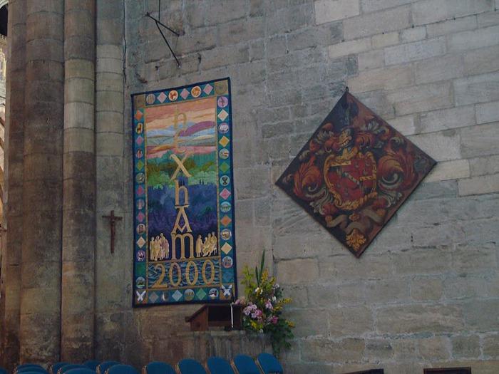 Hexham Abbey, Northumberland, England 55673