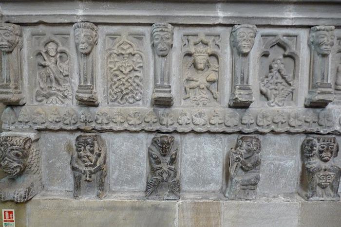 Hexham Abbey, Northumberland, England 71901
