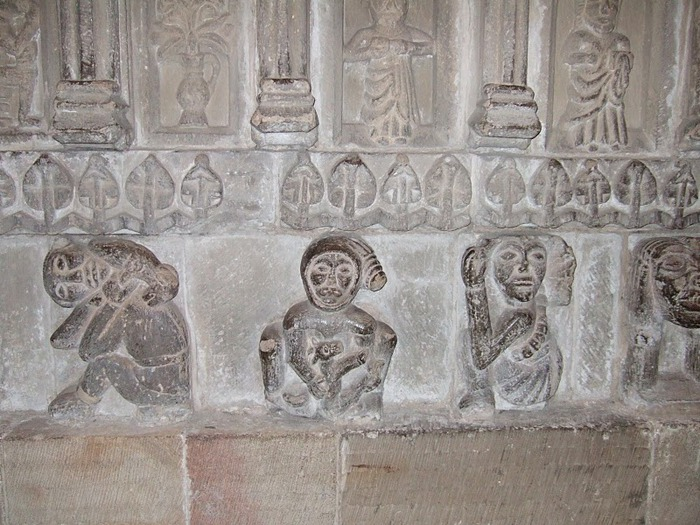 Hexham Abbey, Northumberland, England 83261