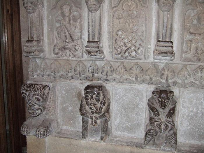 Hexham Abbey, Northumberland, England 42702