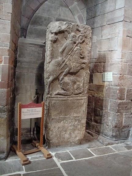 Hexham Abbey, Northumberland, England 63823