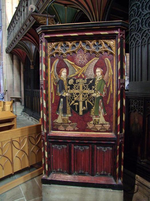 Hexham Abbey, Northumberland, England 22681