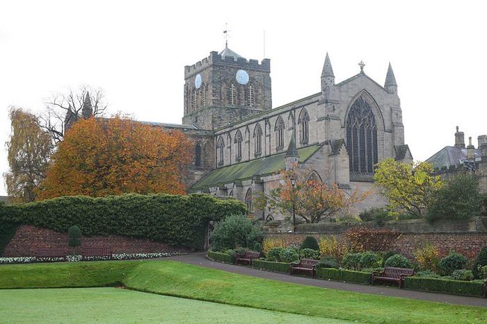 Hexham Abbey, Northumberland, England 46078