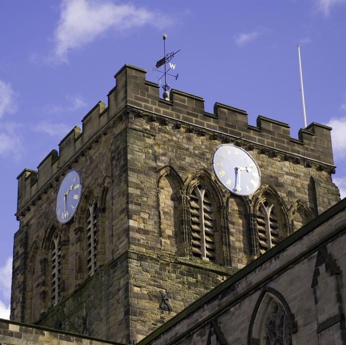 Hexham Abbey, Northumberland, England 13343