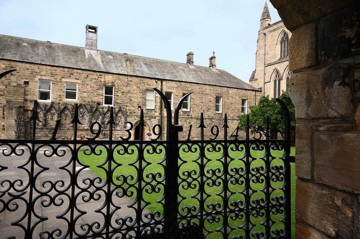Hexham Abbey, Northumberland, England 39798