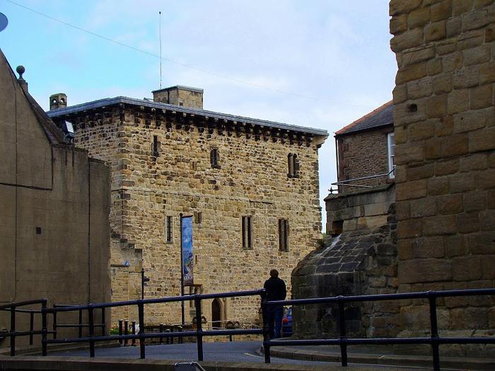 Hexham Abbey, Northumberland, England 16697