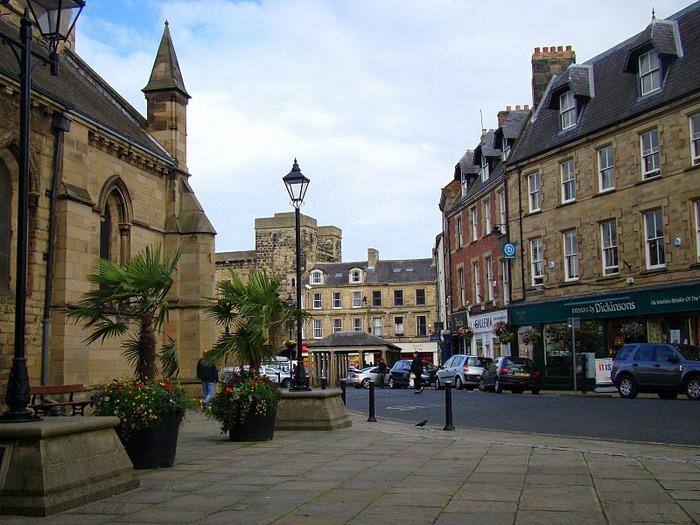 Hexham Abbey, Northumberland, England 99501