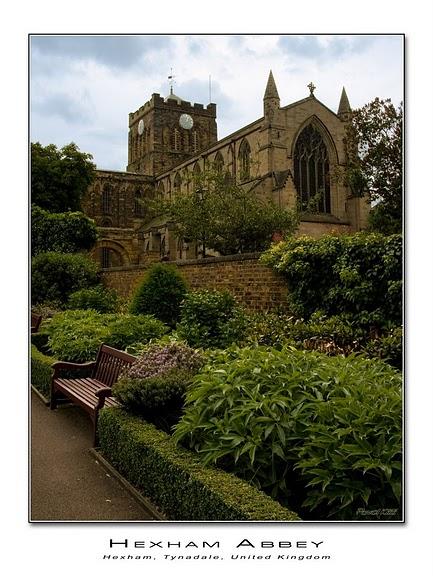 Hexham Abbey, Northumberland, England 48143