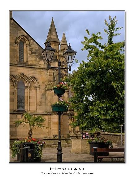 Hexham Abbey, Northumberland, England 46329