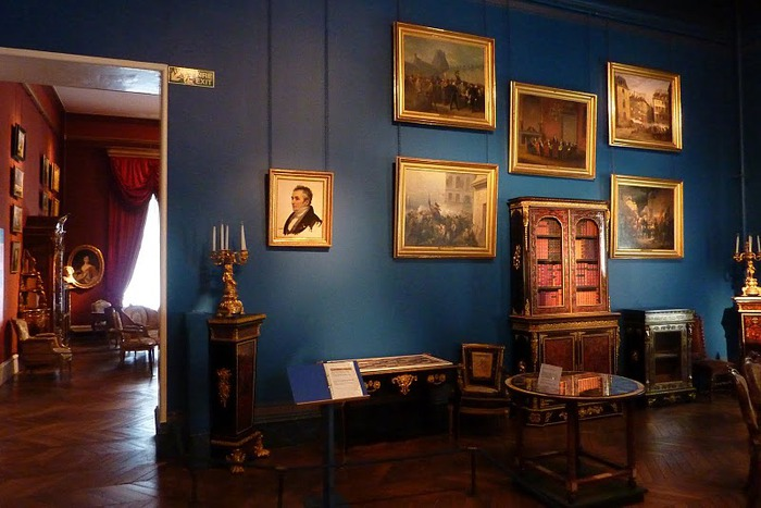 The Bowes Museum 75447