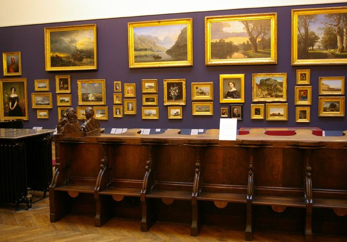 The Bowes Museum 47552