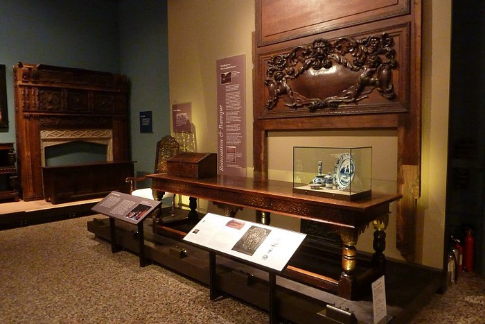 The Bowes Museum 58710
