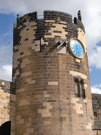 Замок Гарри Поттера - Замок Алник - Alnwick Castle 91030