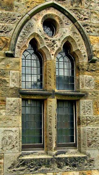 Замок Гарри Поттера - Замок Алник - Alnwick Castle 24540