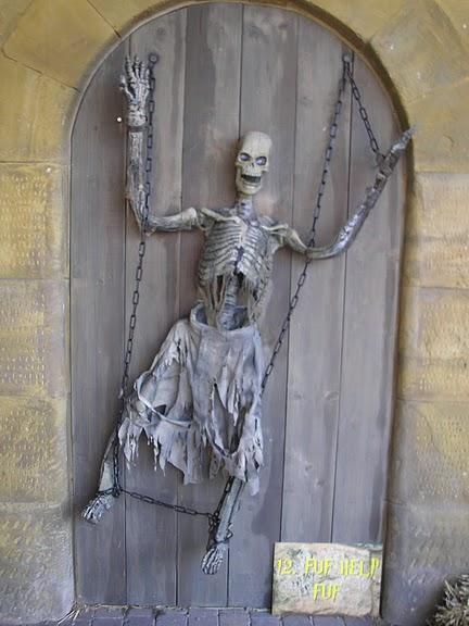 Замок Гарри Поттера - Замок Алник - Alnwick Castle 51246
