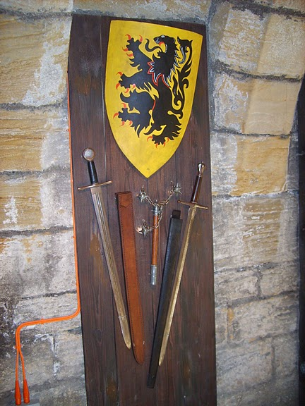 Замок Гарри Поттера - Замок Алник - Alnwick Castle 13302