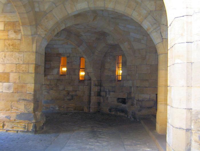 Замок Гарри Поттера - Замок Алник - Alnwick Castle 86510