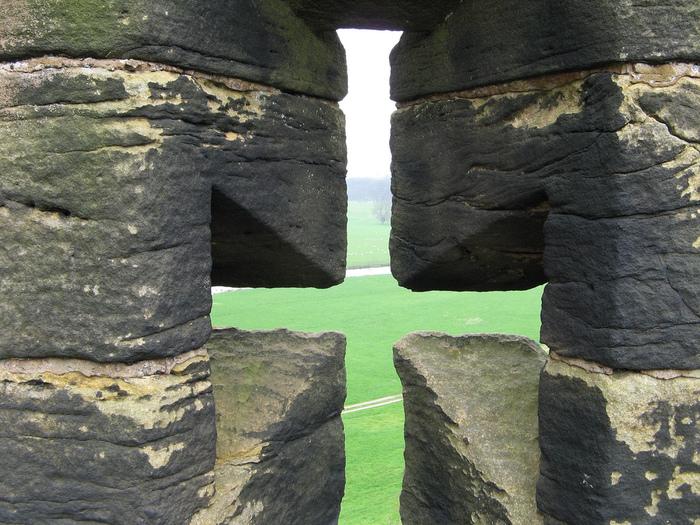 Замок Гарри Поттера - Замок Алник - Alnwick Castle 65441