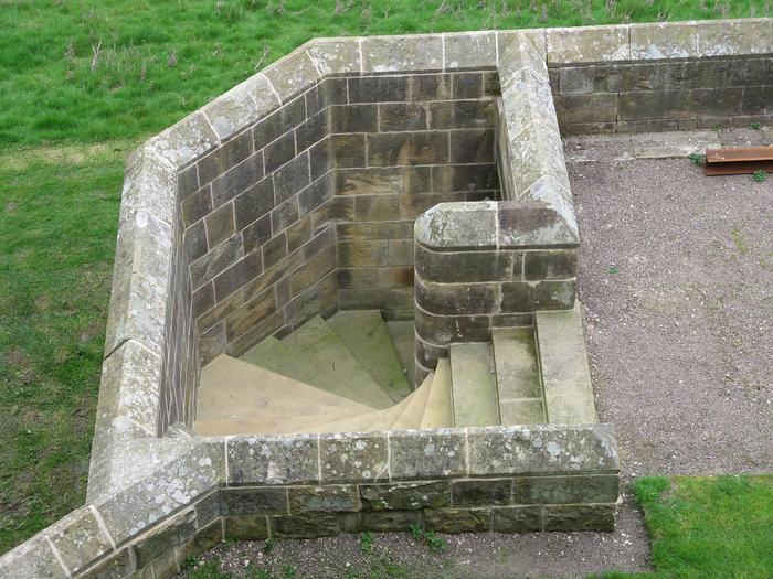 Замок Гарри Поттера - Замок Алник - Alnwick Castle 15255