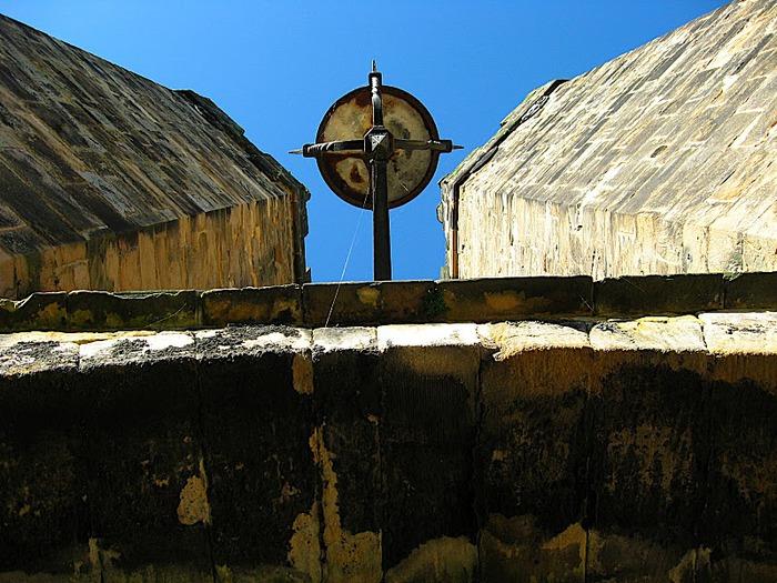 Замок Гарри Поттера - Замок Алник - Alnwick Castle 57152