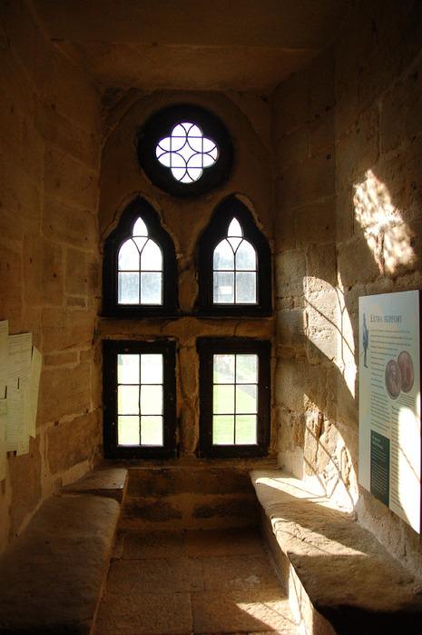 Замок Гарри Поттера - Замок Алник - Alnwick Castle 93531