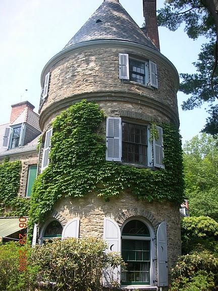 Замок Грей Тауэрс в Гленсайде 90948