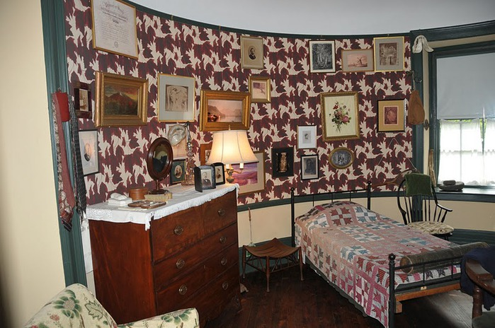 Замок Грей Тауэрс в Гленсайде 25755