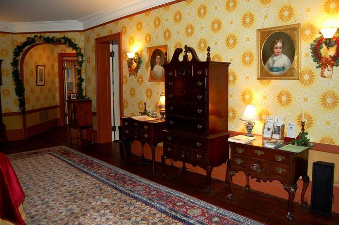 Замок Грей Тауэрс в Гленсайде 99063