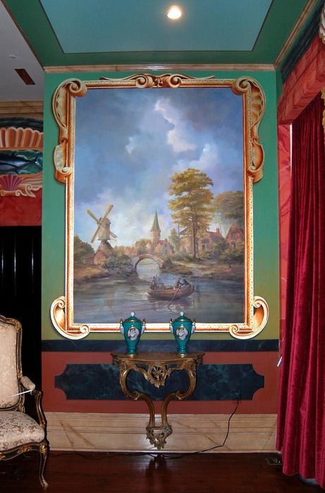 Замок Грей Тауэрс в Гленсайде 83174